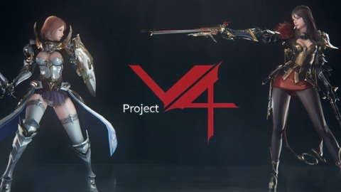 Project V4 - Le MMORPG mobile Project V4 présente ses classes