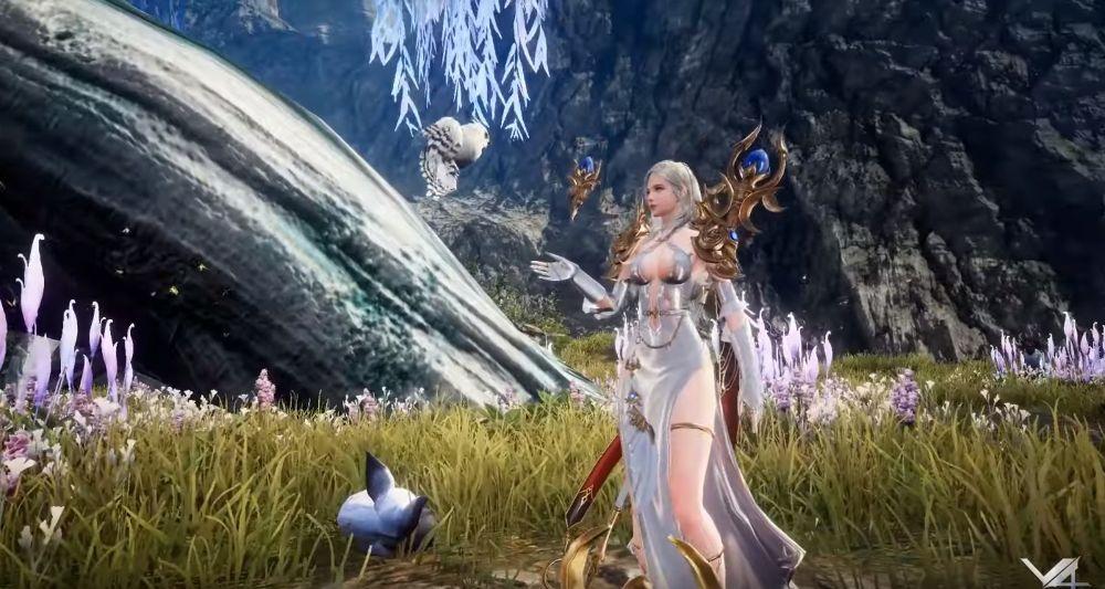 Project V4 - Le MMORPG (mobile) Project V4 sera lancé sur PC en ...