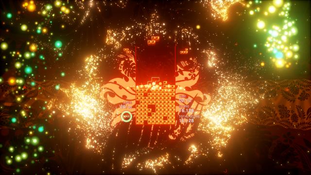 Images de Tetris Effect