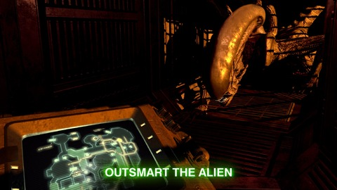 Alien: Blackout - Alien Blackout est finalement un « jeu mobile horrifique »