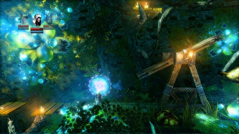 Test de Trine: Enchanted Edition (Switch) - L'union fait la force