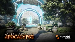 Ashes of Creation Apocalypse s'annonce sur Steam (le temps d'une session de test)