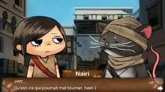 Test de NAIRI : Tower of Shirin – La communauté du Furry