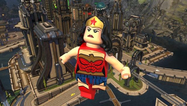 Images de Lego DC Super-Villains