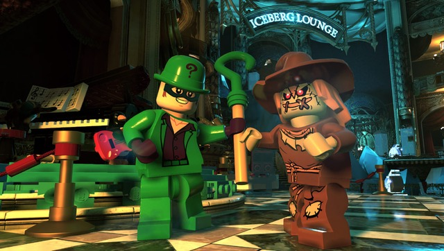 Images de Lego DC Super-Villains
