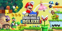 Test de New Super Mario Bros. U Deluxe - Généreux, mais sans surprise