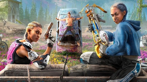 Far Cry New Dawn - Test de Far Cry : New Dawn - De retour à Hope County