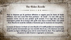 Les partitions des chants de bardes d'Elsweyr disponibles