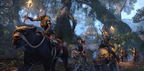 The Elder Scrolls Online: Elsweyr - Essayez gratuitement The Elder Scrolls Online