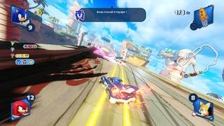 Vous aussi, restez dans le sillon de Sonic !