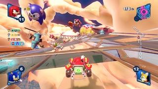 L'atmosphère de Sonic est très bien respecté et c'est très agréable à l'oeil.