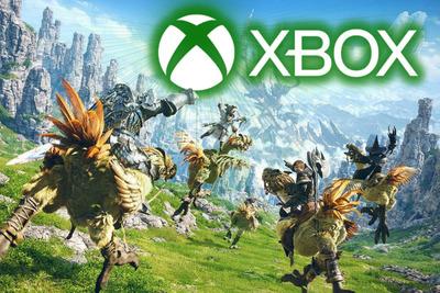 FFXIV sur Xbox?