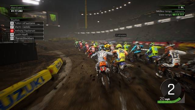 Images de Monster Energy Supercross 2 - The Official Videogame