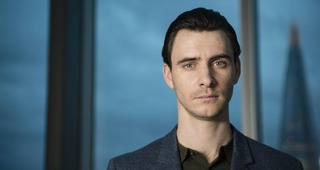 Harry Lloyd (Professeur Charles Xavier)