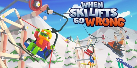 When Ski Lifts Go Wrong - Test de When Ski Lifts Go Wrong - Hors pistes