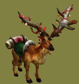 Shaiya à Noël