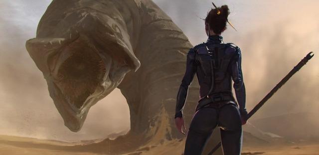 Image de Dune (reboot)
