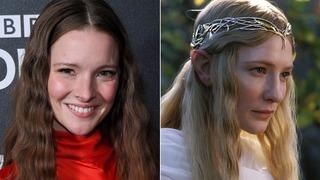 Morfydd Clark / Cate Blanchett