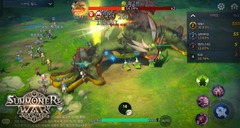 Com2uS esquisse son MMORPG Summoners War Chronicles