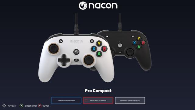 Nacon Pro Compact - Xbox Controller