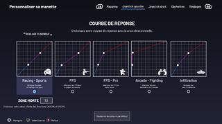 Nacon Pro Compact - Xbox Controller - Application de personnalisation