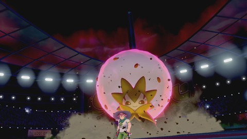 Il existe des Pokémon Gigamax dont l'apparence visuelle change