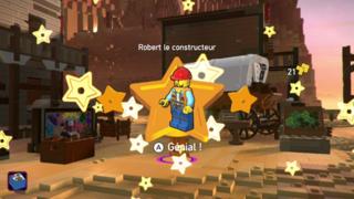 Oui, le jeu attaque sérieusement la rétine, mais on peut se consoler en débloquant des éléments indispensables tels que Robert le constructeur
