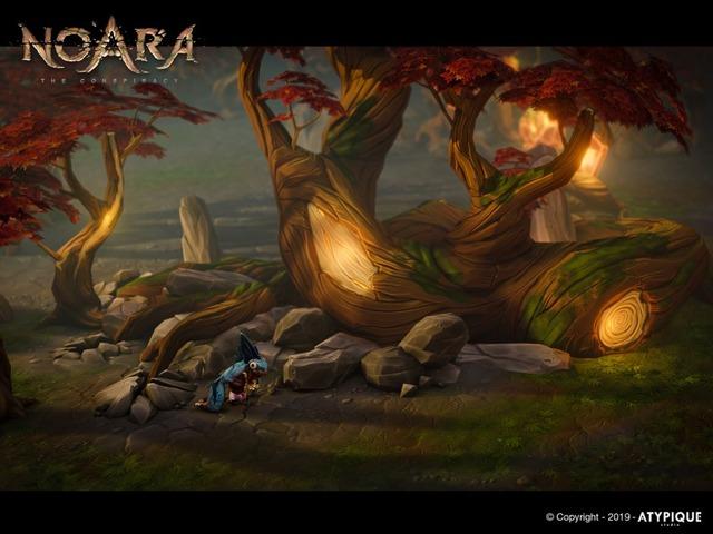 Images de Noara : The Conspiracy