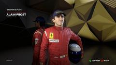 Ayrton Senna et Alain Prost débarquent sur F1 2019, uniquement pour les détenteurs de l'édition Légendes.