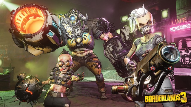 Images de Borderlands 3