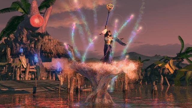 Images de Final Fantasy X / X-2 HD Remaster
