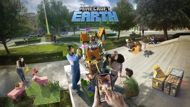 Image de Minecraft Earth