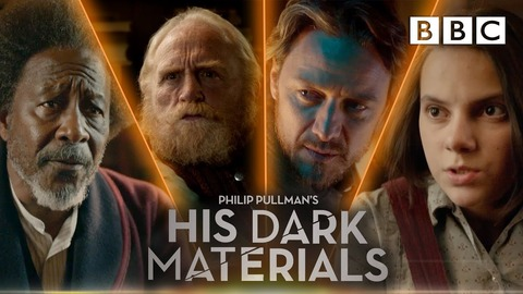 His Dark Materials - La série His Dark Materials (À la Croisée des Mondes) diffusée à partir du 4 novembre
