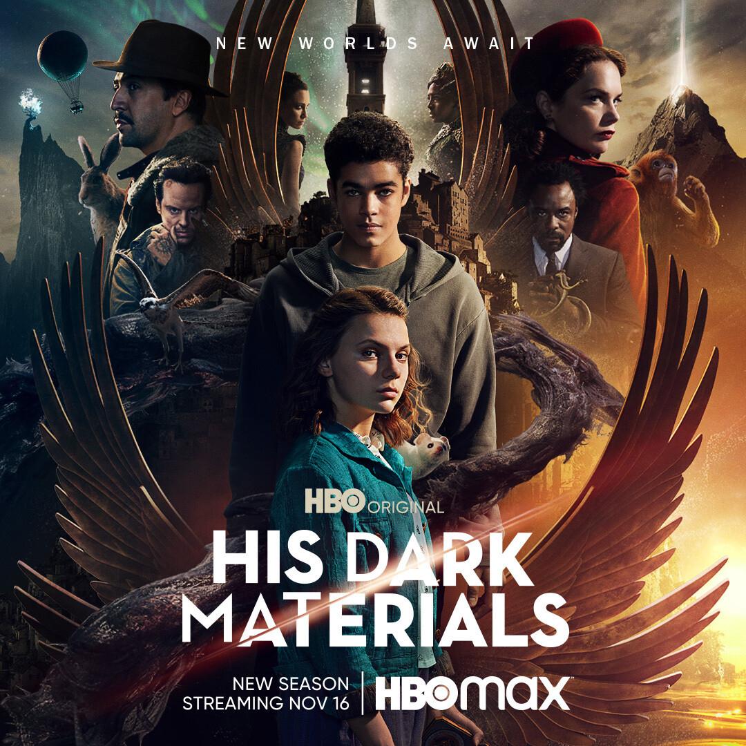 His Dark Materials - La saison 2 de His Dark Materials diffusée à partir du 16 novembre - Les cultures geek et populaires