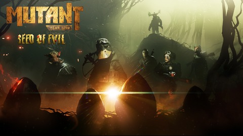Mutant Year Zero: Road to Eden: Seed of Evil - Test du DLC Seed Of Evil de Mutant Year Zero - Une belle plante au pays des mutants