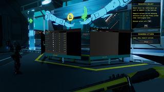 Panneaux de vente à l'IA dans Starbase