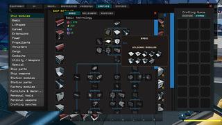 Exemple de recherches dans Starbase