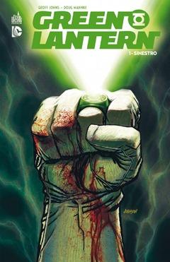 Green Lantern 01