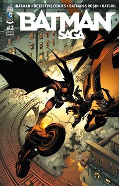 Batman Saga 02