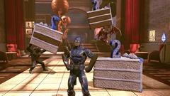 DC Universe Online a deux ans : gateau