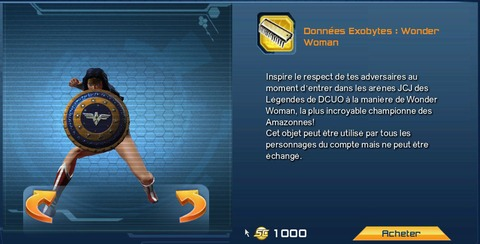 Wonder Woman détail