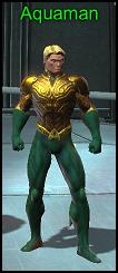 PNJ Aquaman
