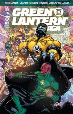 Green Lantern Saga 03