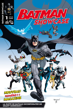 Batman Showcase 01