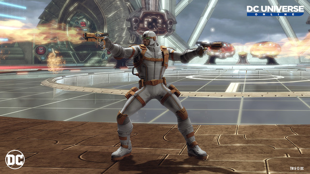 DC Universe Online: World of Flashpoint