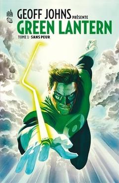 Geoff Johns présente Green Lantern 01