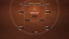 Un tableau mixte, seul moyen de disputer Roland-Garros.