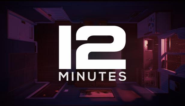 Twelve Minutes - Logo