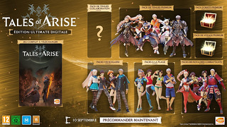 Tales of Arise, édition Ultimate
