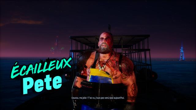 Capture réalisée sur Xbox Series S